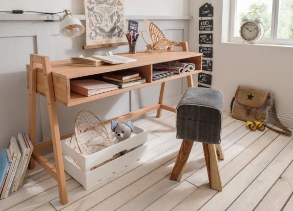 Schreibtisch, höhenverstellbar