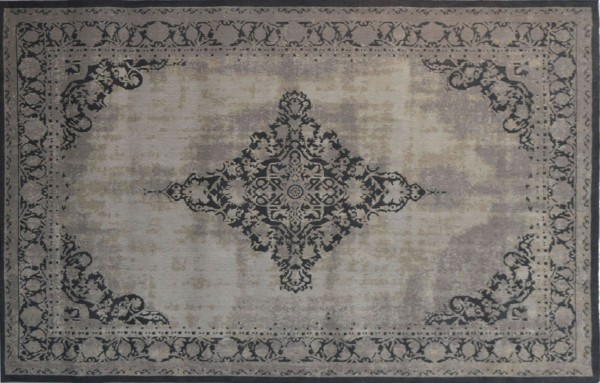 Vintage-Orient-Teppich ANTIQUITY, 170 x 240 cm, grau