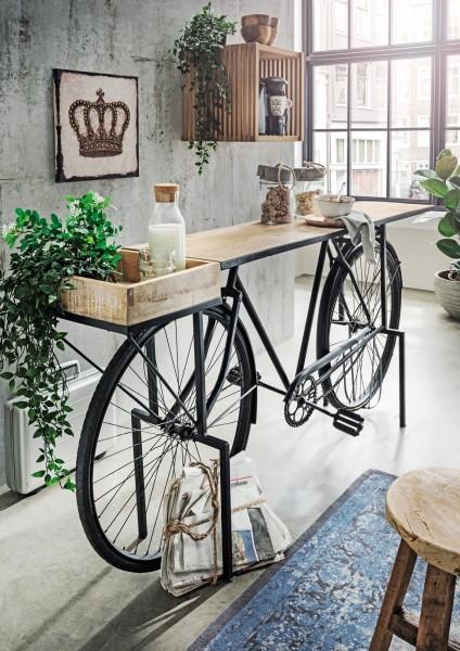 Fahrrad-Konsole BLACKY