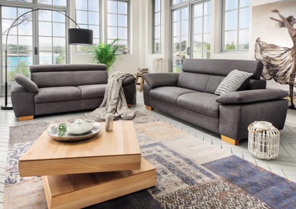 In der Abb. rechts - 3-sitzer Sofa