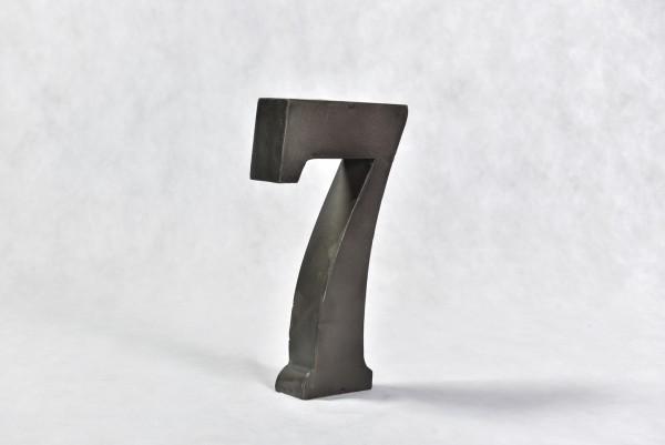 Deko-Ziffer 7