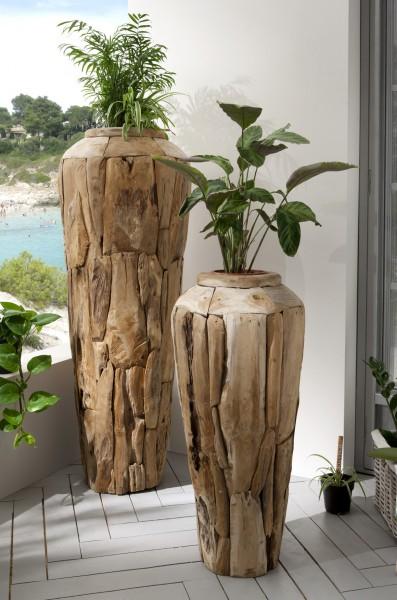 "Unikat Deko-Vase ""AMPHORE"", handgearbeitet"