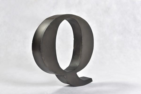 Deko-Buchstabe Q