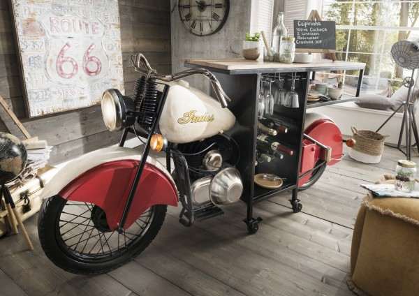 Unikat-Motobike-Bar GLIDER