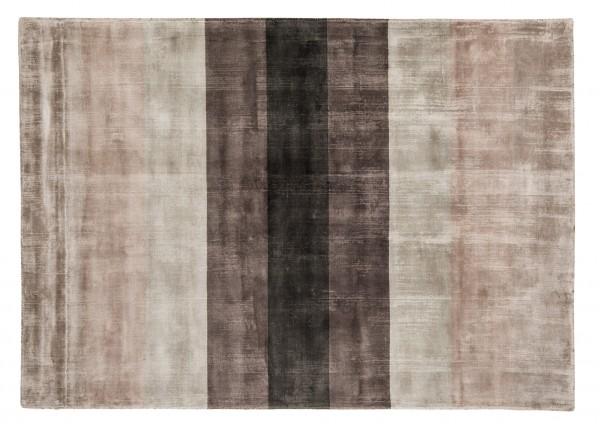 Vintage-Teppich STRIPES, 170 x 240 cm, mehrfarbig