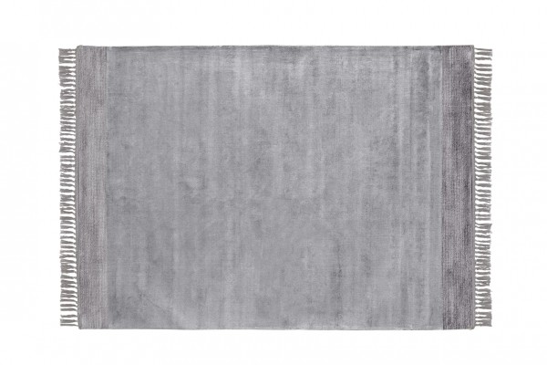 Vintage-Teppich RYAN, 170 x 240 cm, grau