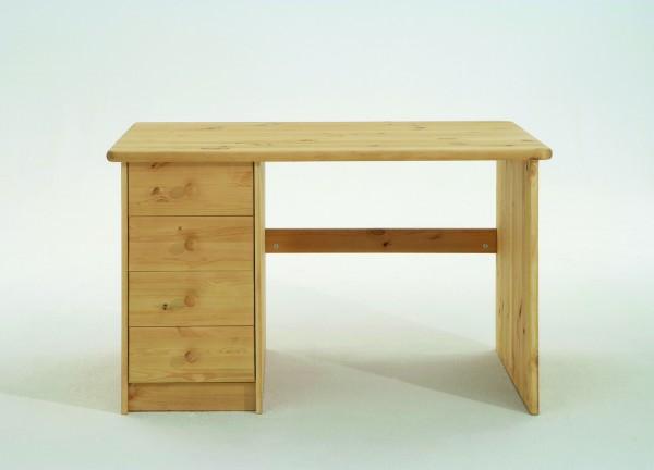 Schreibtisch mit 4 Schubladen