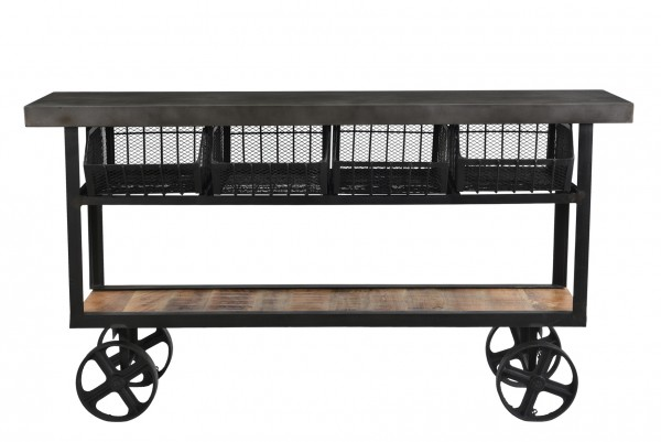 Metall-Trolley STEELY
