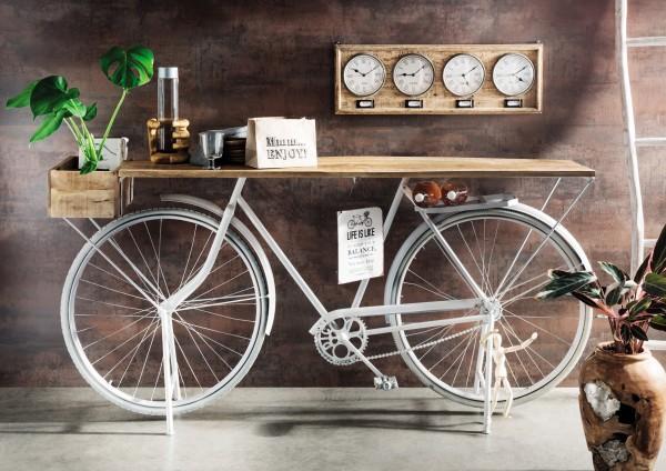 Fahrrad-Konsole WHITY