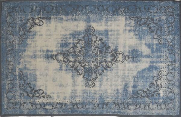 Vintage-Orient-Teppich ANTIQUITY, 200 x 300 cm, blau