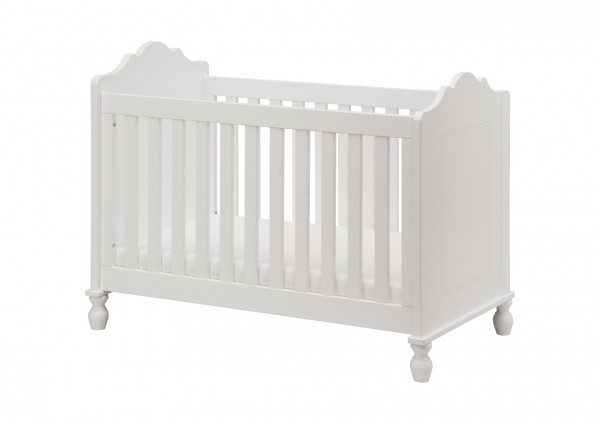 Babybett / Kinderbett, Lgfl. 60 x 120 cm KLAUDIA INFANSBABY