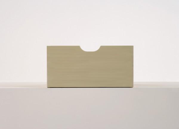 Schublade zu Würfel groß, grün