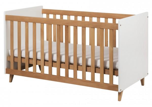 Babybett / Kinderbett, Lgfl. 70 x 140 cm INFANSCOLOR INFANSBABY
